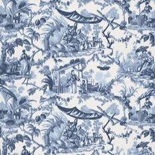 Lapis Decorator Fabric by Schumacher