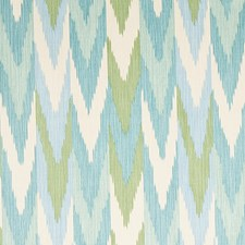 Mineral/Leaf Decorator Fabric by Schumacher