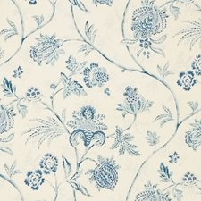 China Blue Decorator Fabric by Schumacher