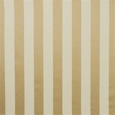Yellow/Beige Stripes Decorator Fabric by Kravet