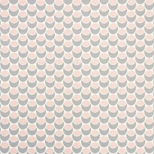 Dove/Blush Decorator Fabric by Schumacher