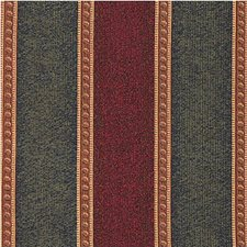 Green/Burgundy/Red Solids Decorator Fabric by Kravet