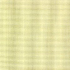 Yellow Plaid Decorator Fabric by Kravet