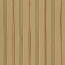 Rouge Stripes Decorator Fabric by Fabricut
