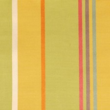 Green/melon Decorator Fabric by Highland Court