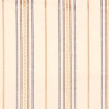 Natural/blue Decorator Fabric by Highland Court