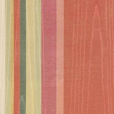 Raspberry/green Decorator Fabric by Highland Court