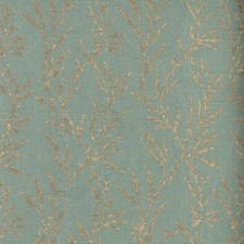 Robin's Egg Decorator Fabric by Highland Court
