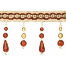 Crimson Decorator Fabric by Robert Allen /Duralee