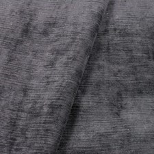 Charcoal Decorator Fabric by B. Berger