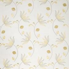 Lemondrop Embroidery Decorator Fabric by Fabricut