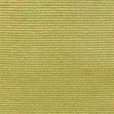 Yellow/Green Chenille Decorator Fabric by Kravet