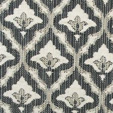 Charcoal Decorator Fabric by Highland Court