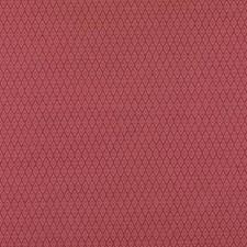 Raspberry Diamond Decorator Fabric by Duralee