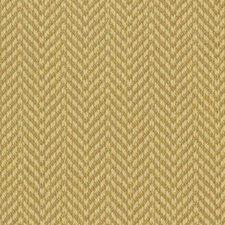 Sunflower Herringbone Decorator Fabric by Duralee