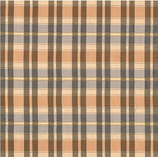 Hot Sand Plaid Decorator Fabric by Kravet
