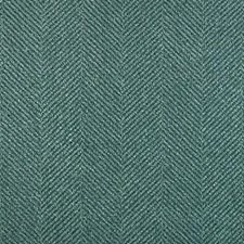 Dark Teal Boucles Decorator Fabric by B. Berger