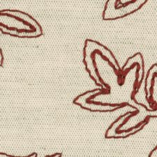 Ruby Decorator Fabric by Robert Allen /Duralee
