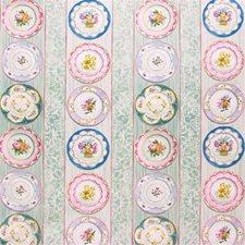 Aqua Novelty Decorator Fabric by Lee Jofa