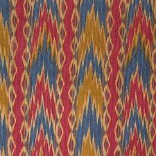 Multi Flamestitch Decorator Fabric by Lee Jofa