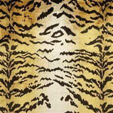 Oro Silk Decorator Fabric by Lee Jofa