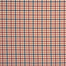 Petal/Sky Plaid Decorator Fabric by Lee Jofa
