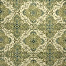 Green Paisley Decorator Fabric by Lee Jofa