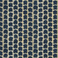 Indigo Ethnic Decorator Fabric by Lee Jofa