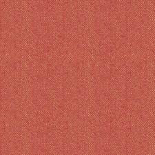 Ruby Herringbone Decorator Fabric by Lee Jofa