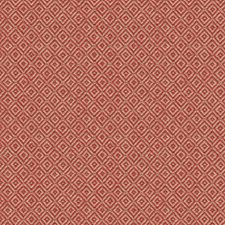 Ruby Small Scales Decorator Fabric by Lee Jofa