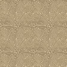 Pewter Geometric Decorator Fabric by Lee Jofa