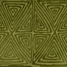 Fern Geometric Decorator Fabric by Lee Jofa