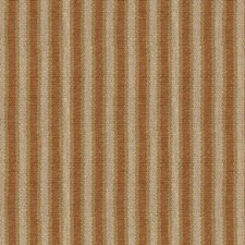 Spice/Brass Stripes Decorator Fabric by Lee Jofa