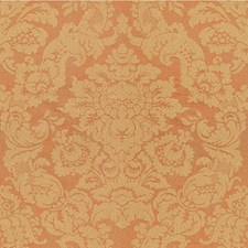 Coral Damask Decorator Fabric by Lee Jofa