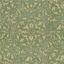 Lagoon Damask Decorator Fabric by Lee Jofa