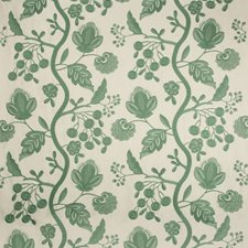 Jade Jacobeans Decorator Fabric by Lee Jofa