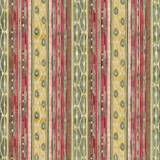 Pink/Gold Ethnic Decorator Fabric by Lee Jofa