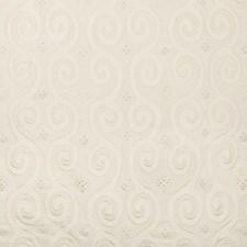 Cream Lattice Decorator Fabric by Lee Jofa