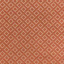 Spice Diamond Decorator Fabric by Lee Jofa