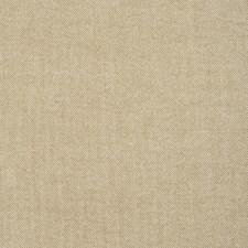 Flax Herringbone Decorator Fabric by Lee Jofa