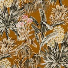 Bronze Botanical Decorator Fabric by Lee Jofa