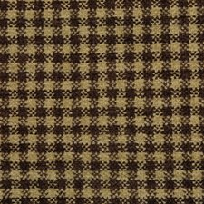 Brown Plaid Decorator Fabric by Kravet
