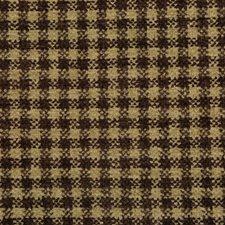 Brown Plaid Decorator Fabric by Kravet