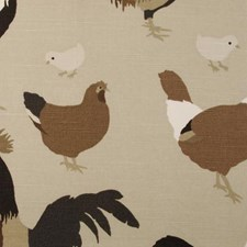 Neutral Animal Decorator Fabric by Duralee