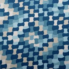 Aquamarine Decorator Fabric by Duralee