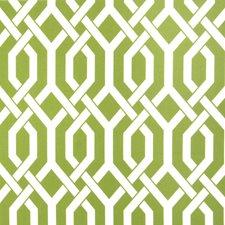 Lucky Lime Geometric Decorator Fabric by Fabricut