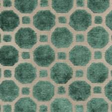Emerald Decorator Fabric by Robert Allen