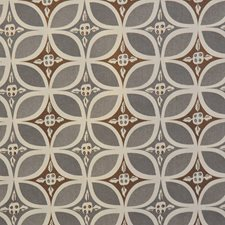 Gray/Multi Decorator Fabric by RM Coco