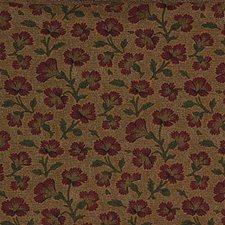 Burgundy/Red/Black Decorator Fabric by Kravet
