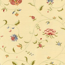 Rose Decorator Fabric by Schumacher